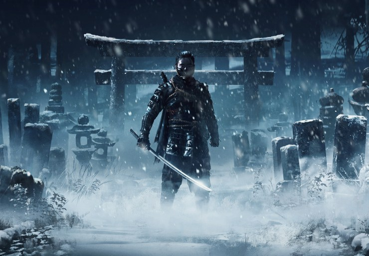 Ghost of Tsushima - The Game Awards
