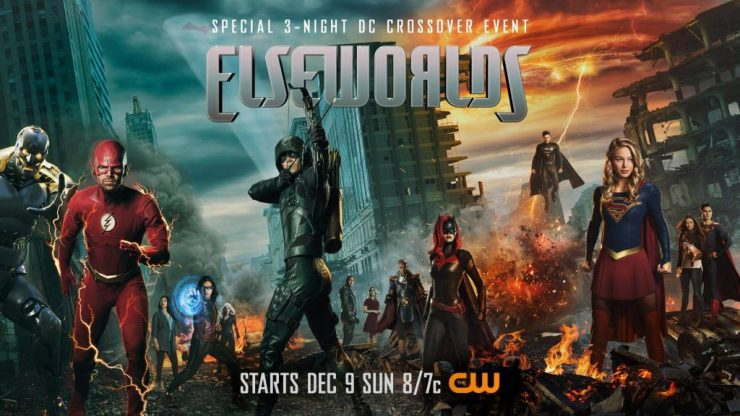 Elseworlds - Supergirl