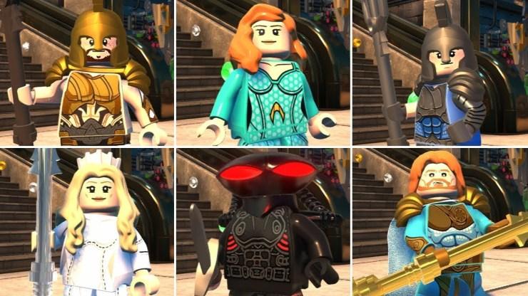 LEGO DC Super-Villains - Aquaman