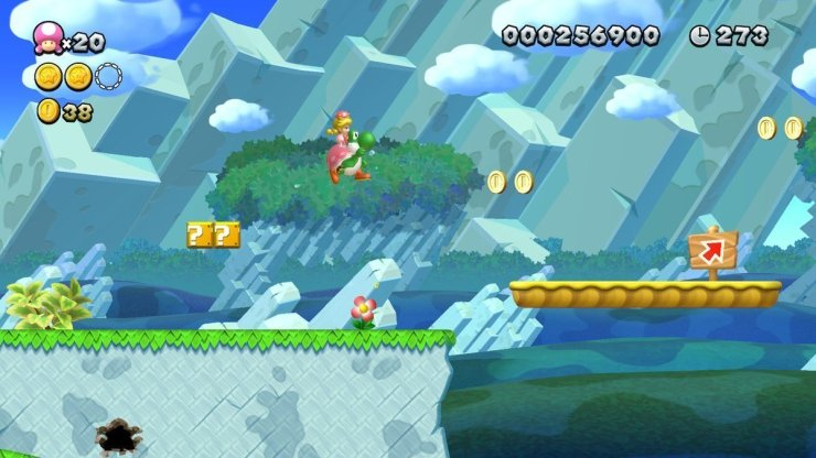 New Super Mario Bros  U Deluxe – Reseña