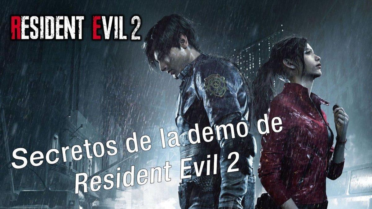 Resident Evil 2: estos son algunos secretos de la demo