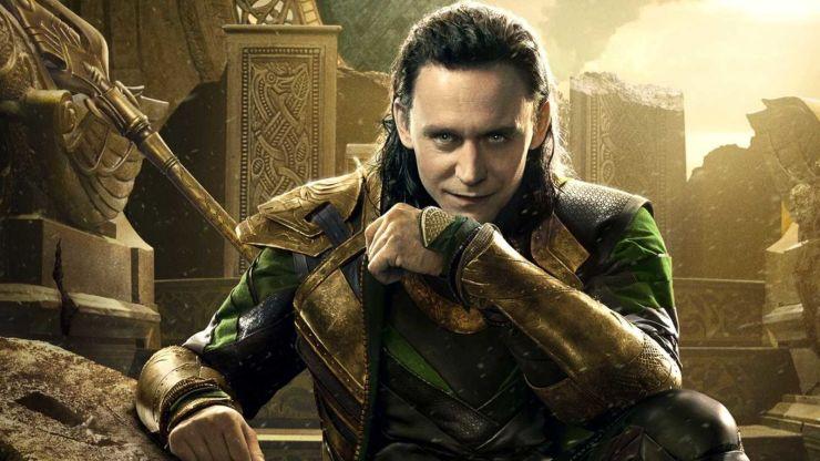 Loki - serie - Marvel
