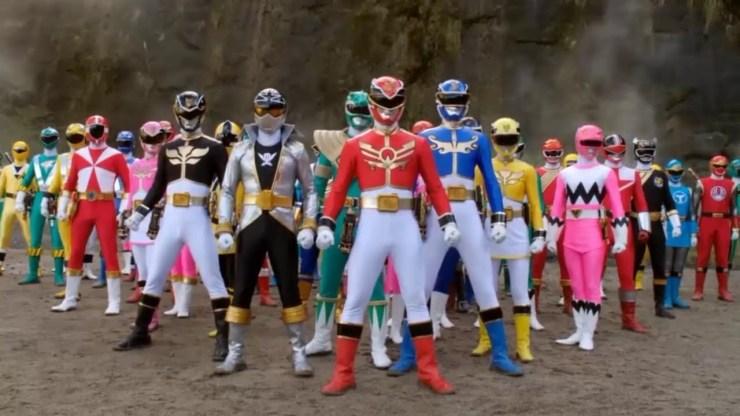 Power Rangers - película