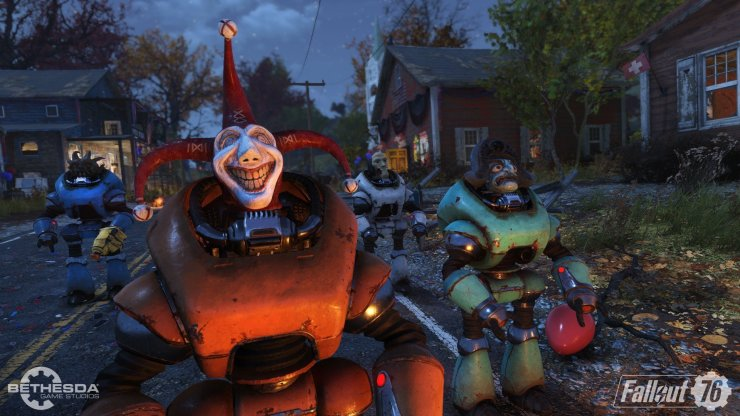 Fallout 76 - Wild Appalachia