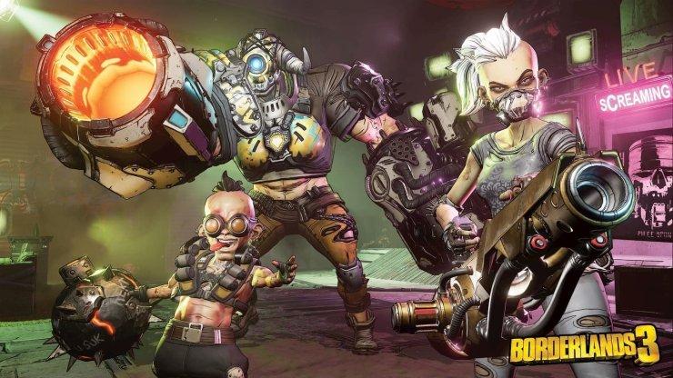 Borderlands 3 - Twitch