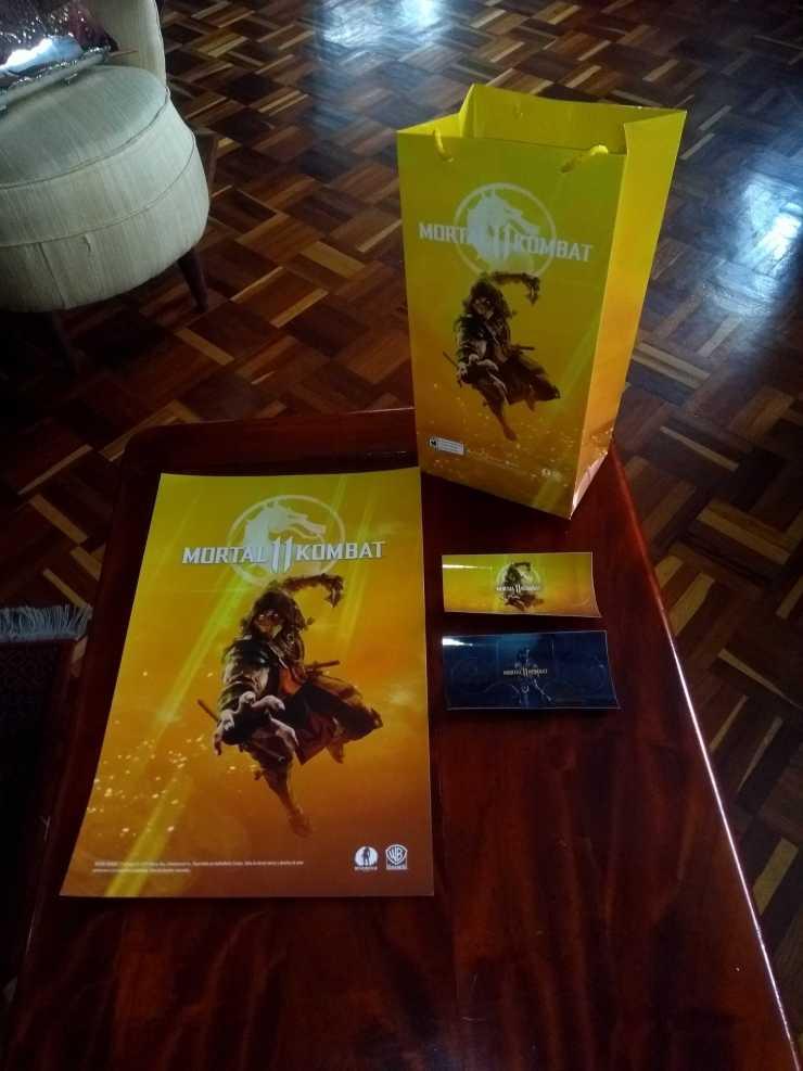 Mortal Kombat 11 - Colombia