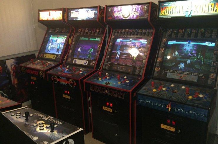 Mortal Kombat - arcades