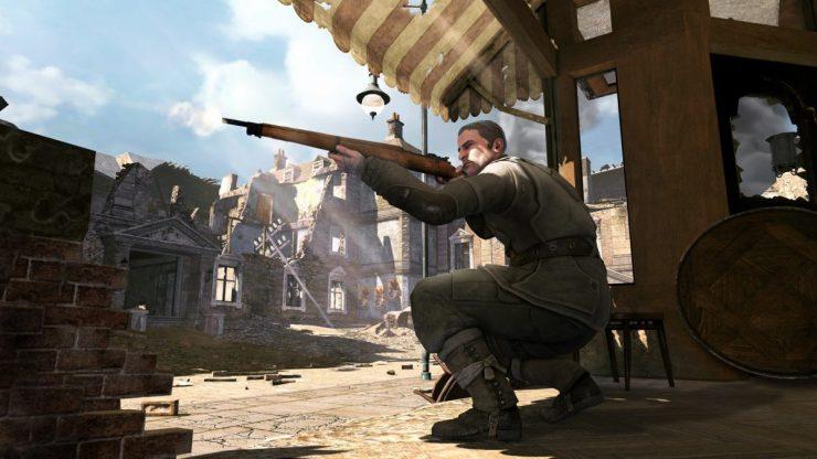 Sniper Elite V2 Remastered