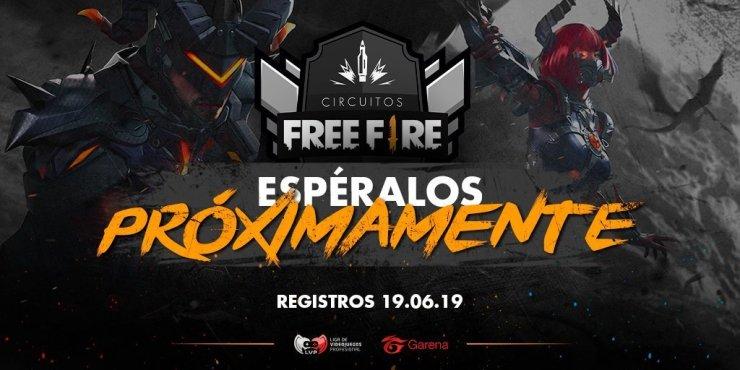 Actualizacion Circuitos Free Fire Cuando Se Haran En Colombia Y