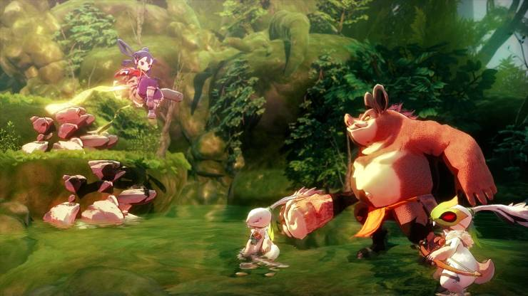 Sakuna: Of Rice and Ruin - E3 2019