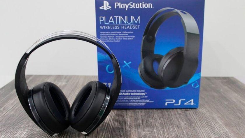 Buy PlayStation 4 Platinum Headset