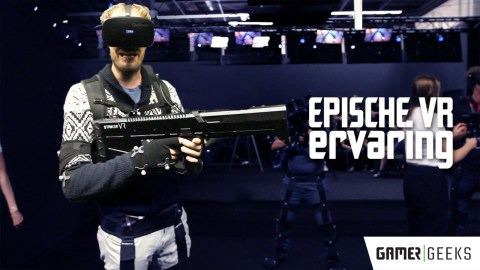 Polygon – The Most EPIC VR EXPERIENCE EVER!