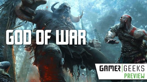 Preview – Hoe bruut is de nieuwe God of War?