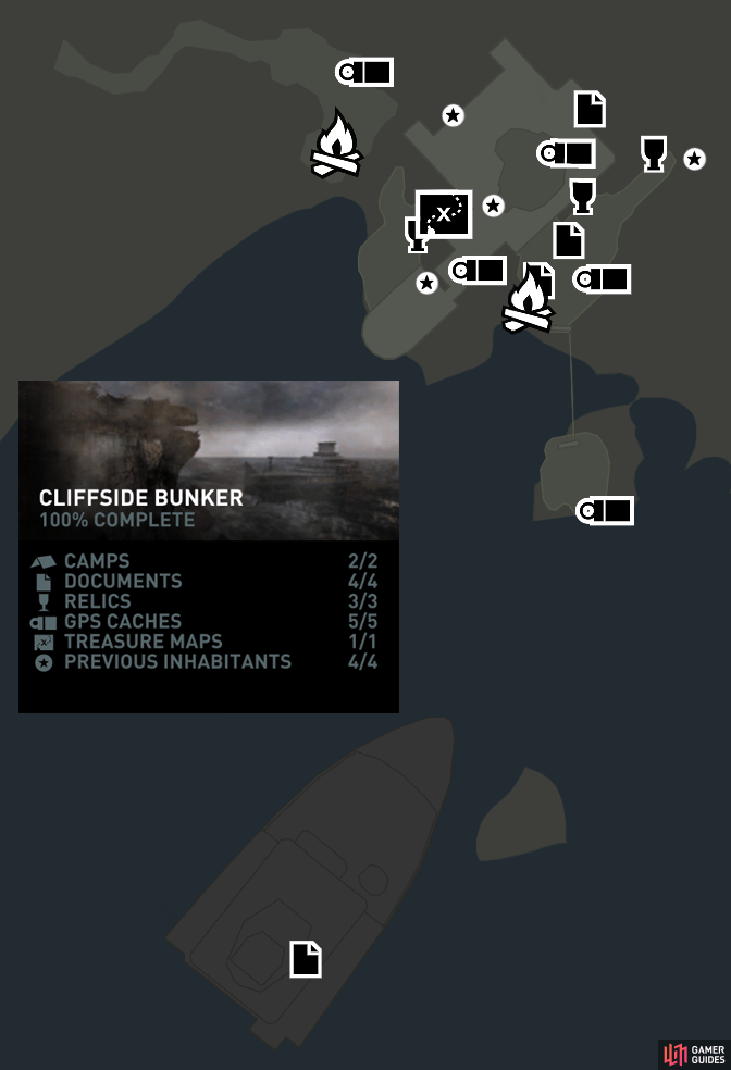 Tomb Raider Shipwreck Beach Map : raider, shipwreck, beach, Shipwreck, Beach, Collectible, Checklist, Appendix, Raider, Definitive, Edition, Gamer, Guides