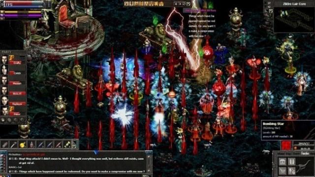 DarkEden runescape-like games