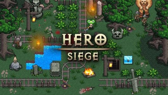 Hero Siege