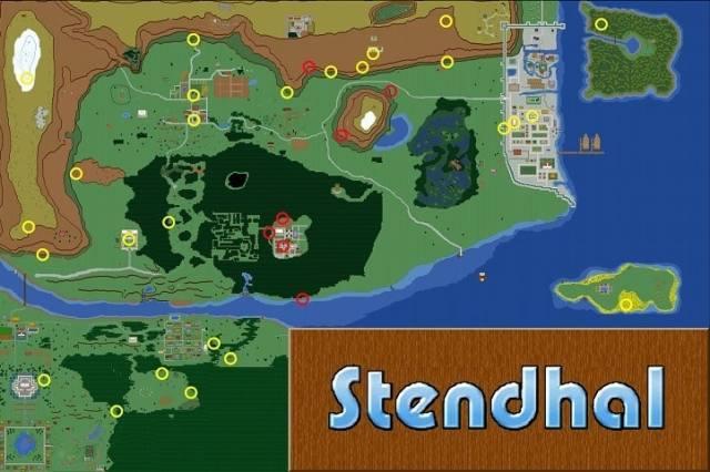 Stendhal Game