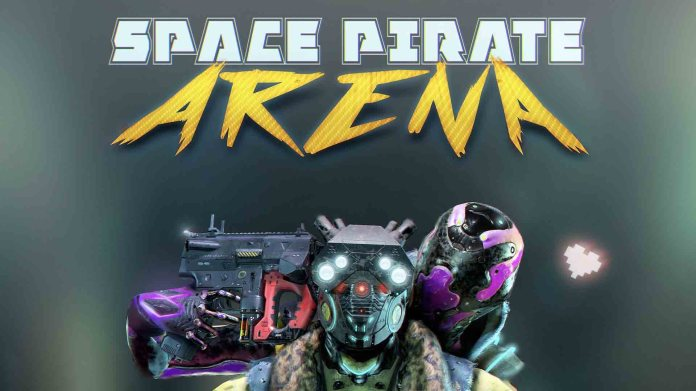 Is Space Pirate Arena the Most Important VR Game of the Year asiafirstnews