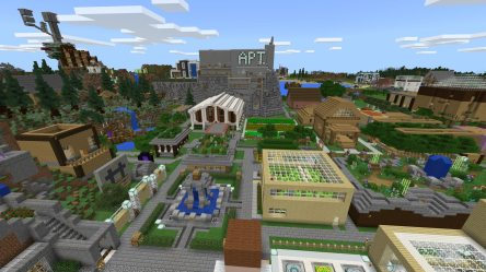 Minecraft City Building Ideas Gamerheadquarters