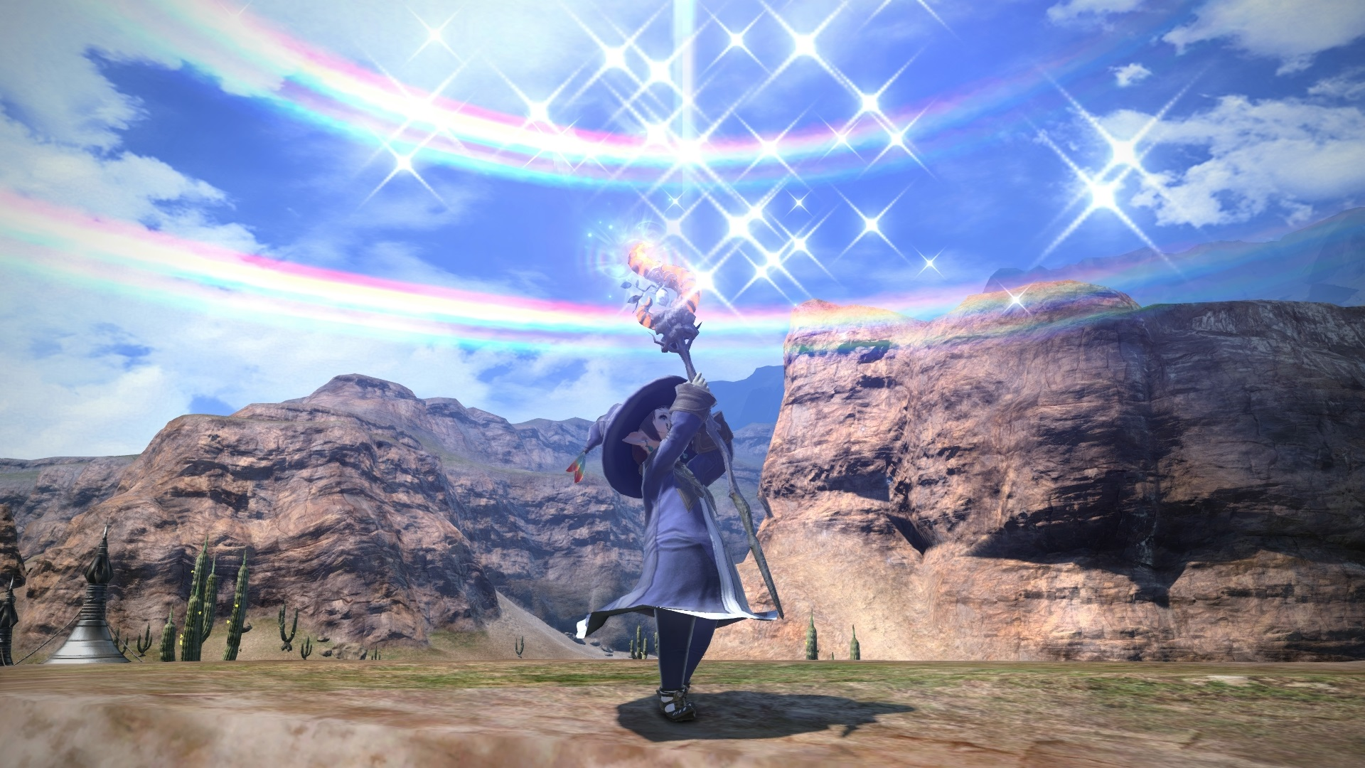 Final Fantasy XIV A Realm Reborn Fully Realized At Last