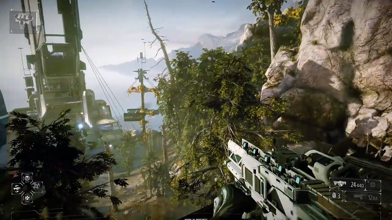 Early Fall Wallpaper Killzone Shadow Fall Review War War Never Changes