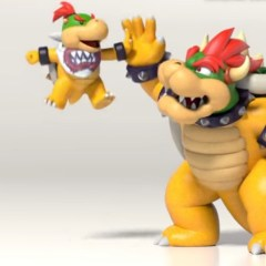 Bowser Has Just Shown us How Good a Dad He Is