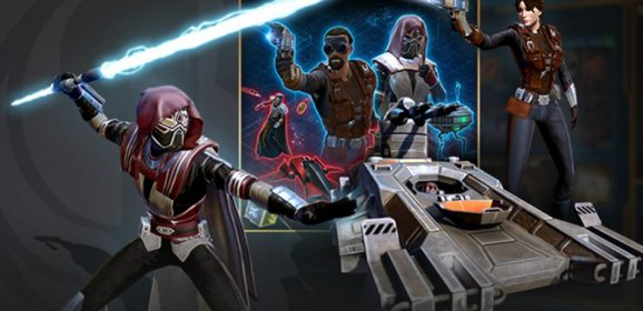 Star Wars: The Old Republic Gets Additional Contents