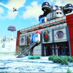 There's Lot More than Just Ground Vehicles in No Man's Sky Path Finder Update