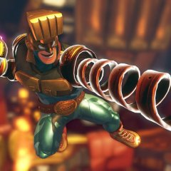 Max Brass, Arms' New DLC Character Out This Week