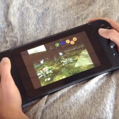 This Homemade Nintendo Switch can run all the Classic Games