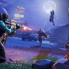 Fortnite Update 1.8 is Now Live; Includes Halloween Events and Contents
