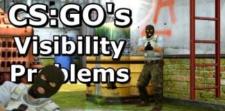 csgo shattered web skin problem