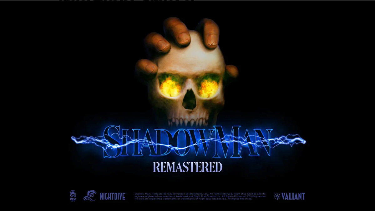 Shadowman remastered