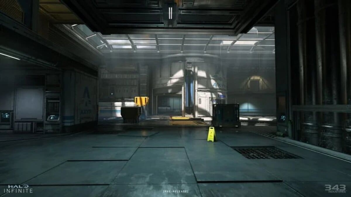 Halo Infinite Multiplayer screenshot Recharge