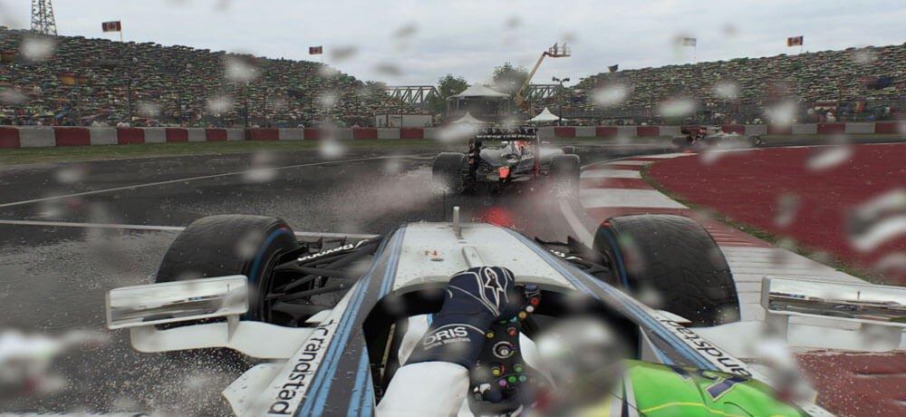 Gambar Baharu Game F1
