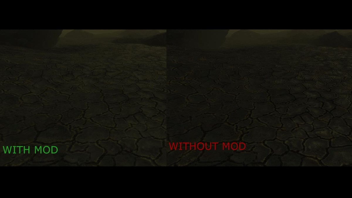 Texture Optimization Project 2
