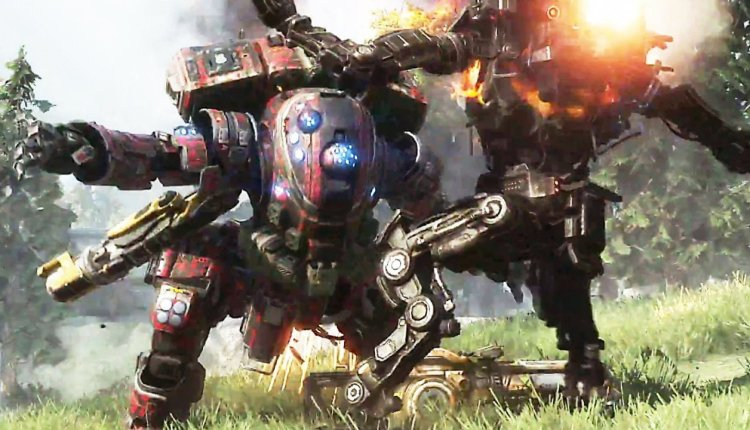 In Some Parts of the World, Titanfall 2 Is Seeing An Uptick In