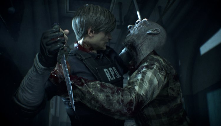 Resident Evil 2 Coming To Psx Sea 2018