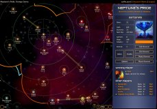 (6 Players) Neptune's Pride is a free online strategy space game. A friend we used to play D&D over Skype with started the game, and Tim and I decided to play it. I was considering doing a Let's Play until I found out the game would probably take a couple of weeks of checking in a couple times a day to route ships and spend resources...not too exciting to the viewer, but kind of interesting in game.
