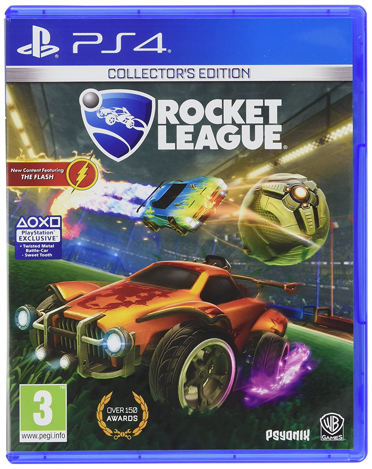 Rocket League PS4 Buy PS4 Games Online Game Shop Prudhoe