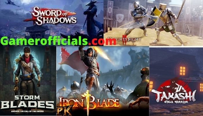 Sword Games For Android 2021