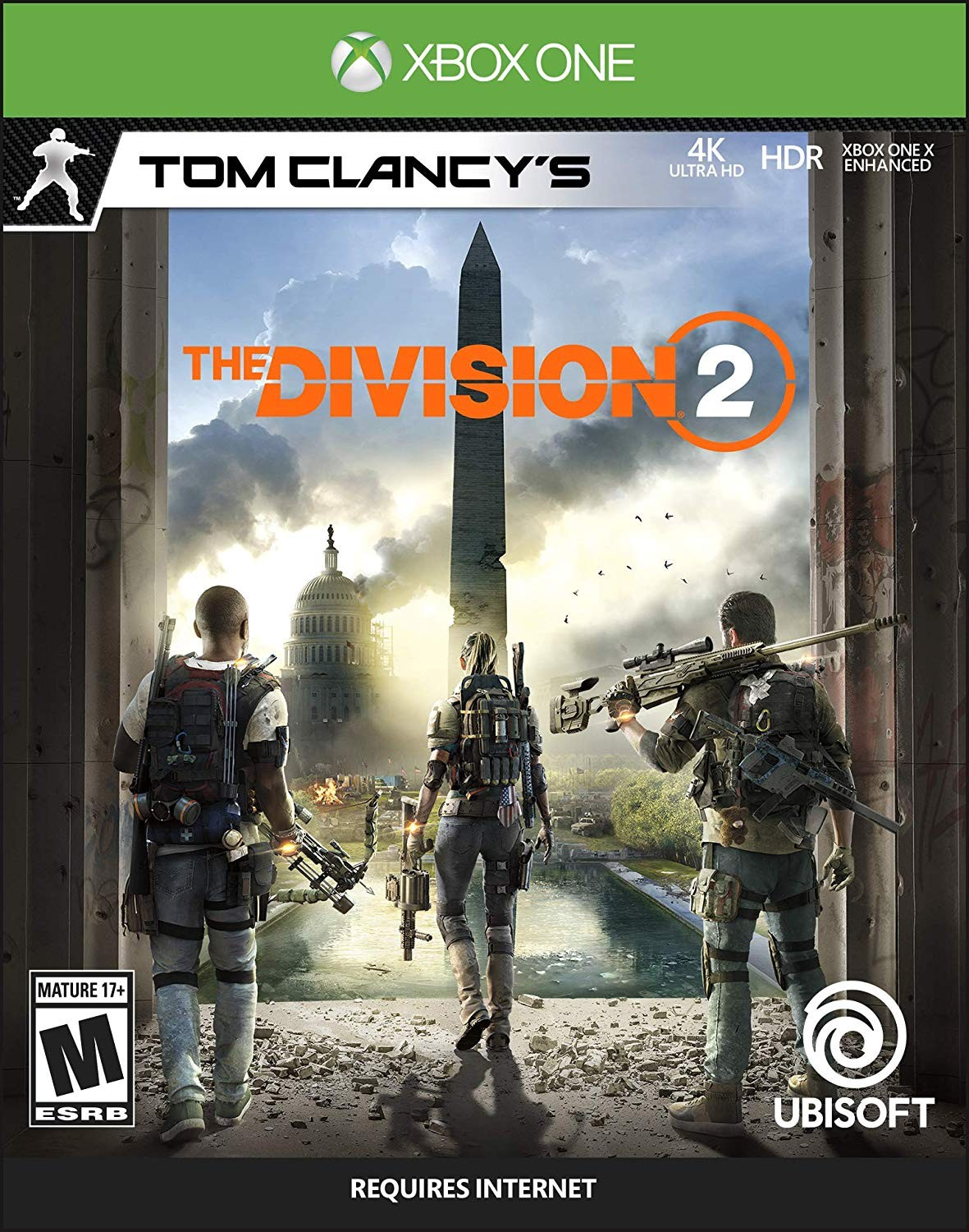 Buy Tom Clancy's The Division 2 XBOX ONE