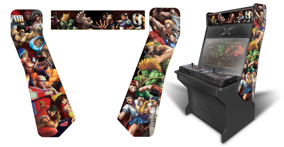 street fighter layout 3