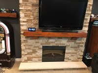 Building an Airstone Fireplace | Game Room Info