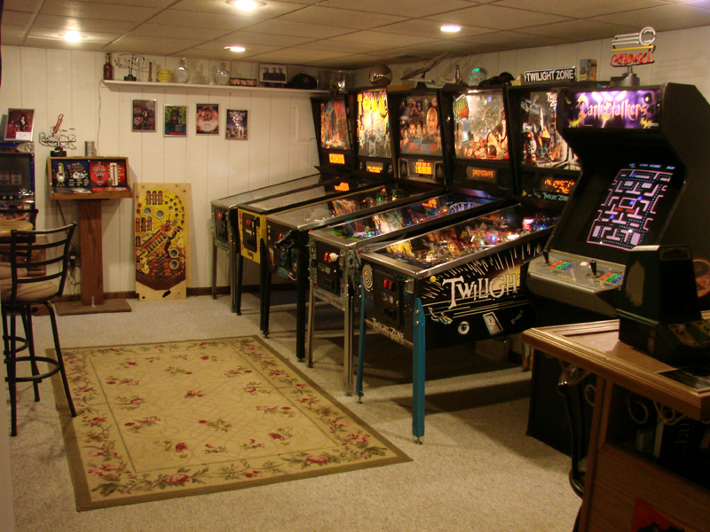 Gameroom Showcase: The Nut House