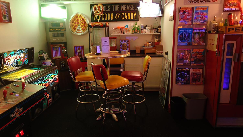 Brian S Basement Arcade Bliss A Gameroom Showcase