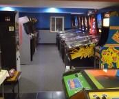 game room arcade games