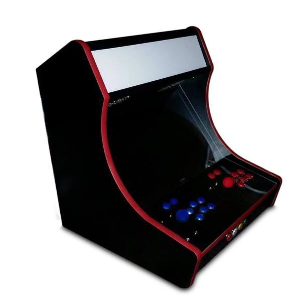 Bartop Arcade Kit Game Room Solutions - Year of Clean Water