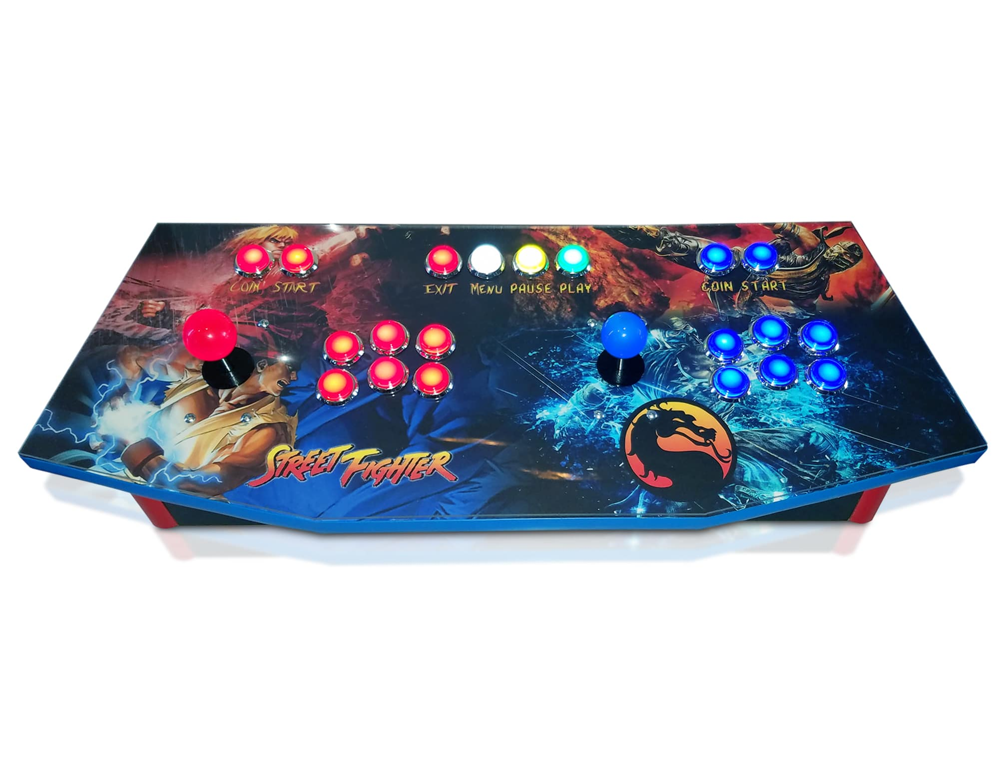 hight resolution of arcade control panel kit
