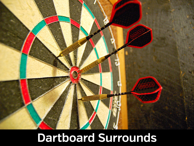 Dartboard Surrounds